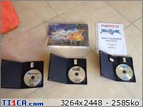 [VEND] Namco 246: CM+I/O+SC2+tekken4+Gundam 3605j00a