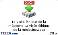 RONEO 10 - VISEE ETHIQUE DE LA MEDECINE - VASSAL - 15/11  4iaf03cd