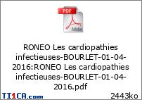 RONEO 21 CARDIOPATHIES INFECTIEUSES - PR BOURLET - 01/04/2016 4qldzmv2