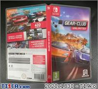 [VDS] Souichte : Gear Club Unlimited 23 rots fdpin + ech Mario Odyssey 75co294w