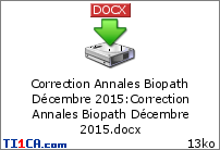 Correction Annales 2015 Cmpgvznf