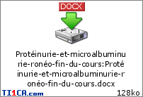 Ronéo 18 Suite Protéinurie et microalbuminurie Gonzalo Idjwkq5i