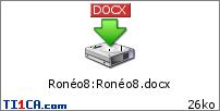 Ronéo 8 : Technologie de santé  V6dzm7xm