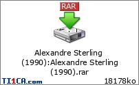 Alexandre Sterling (1990)