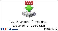 C. Delaroche (1969)