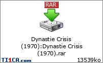 Dynastie Crisis (1970)