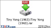 Tiny Yong (1963)