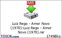 Luiz Rego - Amor Novo (1970)