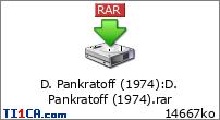 D. Pankratoff (1974)