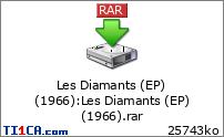 Les Diamants (EP) (1966)