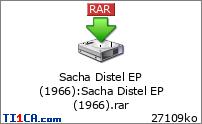 Sacha Distel EP (1966)