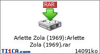 Arlette Zola (1969)