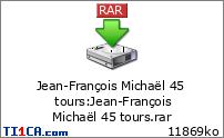 J-F M 45 tours