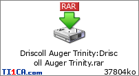 Driscoll Auger Trinity