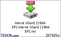 Hervé Vilard (1966 EP)