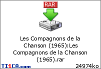 Les Compagnons de la Chanson (1965)