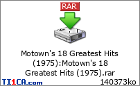 Motown's 18 Greatest Hits (1975)