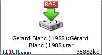 Gérard Blanc (1988)