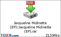 Jacqueline Midinette (EP)