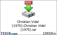 Christian Vidal (1975)