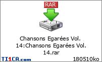 Chansons Egarées Vol. 14