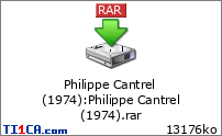 Philippe Cantrel (1974)