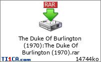 The Duke Of Burlington (1970)